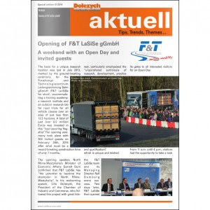 Opening of F&T LaSiSe GmbH